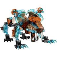 Đồ Chơi LEGO Chima 70143 - Cỗ Máy Chiến Đấu Của Hổ Băng