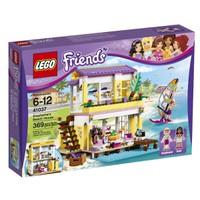 Đồ Chơi LEGO Friends 41037 - Nhà Bãi Biển Của Stephanie