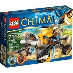 Đồ Chơi LEGO Chima 70002 - Xếp Hình Sư Tử Tấn Công
