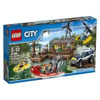 Đồ Chơi LEGO City 60068 - Hang Ổ Tội Phạm