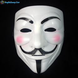 Mặt nạ Hacker - Anonymous - Guy Fawkes