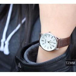Đồng hồ nữ Kenzzi nhẹ nhàng, mỏng manh