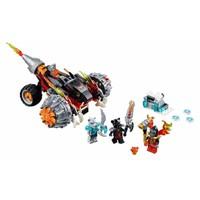 Đồ Chơi Lego Chima 70222 – Xe Chiến Đấu Của Tormak