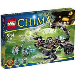 LEGO CHIMA 70132 - CUỘC TẤN CÔNG CỦA BỌ CẠP