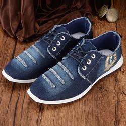 DC053 - Giày vải Jeans thời trang POSA