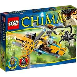 Đồ chơi LEGO CHIMA 70129 Trực Thăng Của Lavertus