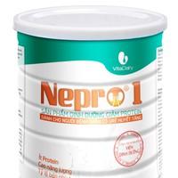 Sản phẩm dinh dưỡng Nepro 1 giảm protein dành cho người bệnh thận