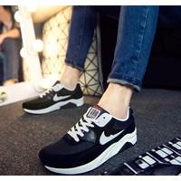 Giày nam bata Nike Verson 01 màu đen