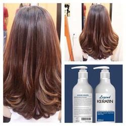 Phục hồi và chăm sóc tóc hư tổn Legend Keratin 300ml