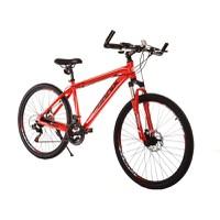 Xe đạp địa hình MTB200 Màu đỏ