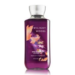 Gel tắm Bath Body Works Twilight Woods 295ml