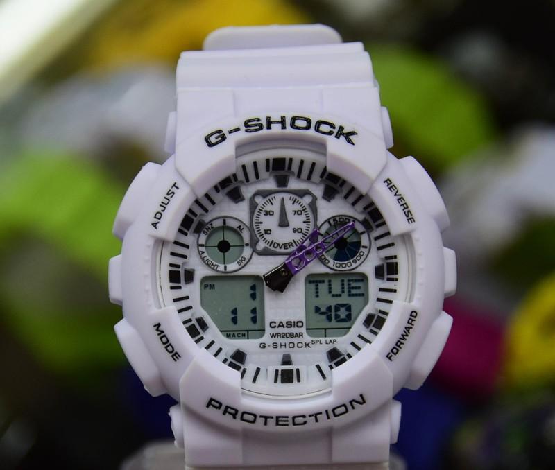 Một vài điều sẽ khiến bạn mê tít đồng hồ G Shock
