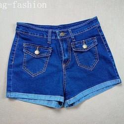 quần jean thun ngắn tb0115