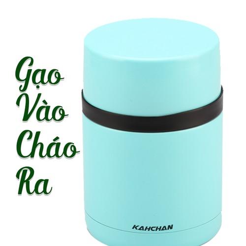 Bình nấu thực phẩm không điện cao cấp Kahchan - Bình ủ và giữ nhiệt - 3858929 , 2260755 , 15_2260755 , 1000000 , Binh-nau-thuc-pham-khong-dien-cao-cap-Kahchan-Binh-u-va-giu-nhiet-15_2260755 , sendo.vn , Bình nấu thực phẩm không điện cao cấp Kahchan - Bình ủ và giữ nhiệt