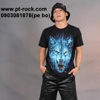 Áo Rockchang dạ quang R9