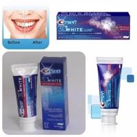 Kem đánh trắng răng Crest 3D Glamorous White