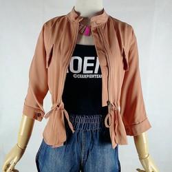 áo khoác lửng cách điệu tb0108