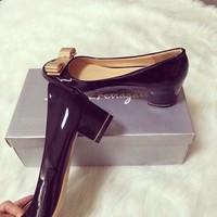 Giày búp bê Salvatore