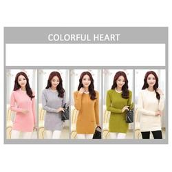 Áo len nữ sành điệu, trẻ trung - Mã số MM80395