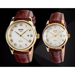Đồng hồ đôi Skmei sang trọng, rất đẹp
