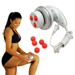 Máy massage cầm tay Tonific, máy mát xa toàn thân