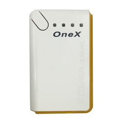Pin dự phòng OneX G71 6600mAh - trắng