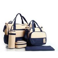 Bộ 05 túi xách cho mẹ và bé