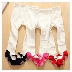 Vớ quần hình đôi giày cho bé 0-36 tháng