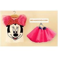 Bộ áo váy Mickey dễ thương XN154