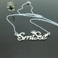Dây chuyền Smile không đen