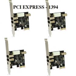Card chuyển đổi PCI Express sang 1394