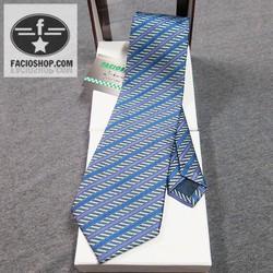 [Chuyên sỉ - lẻ] Cà vạt nam Facioshop CS04 - bản 8cm