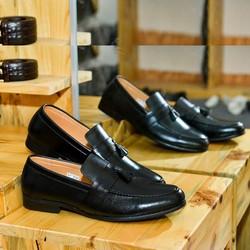 Giày lười công sở GL 38 sang trọng, phong cách Hàn Quốc