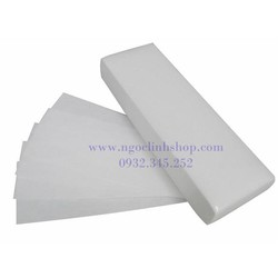 Giấy wax DEPILATORI PAPER 100 tờ