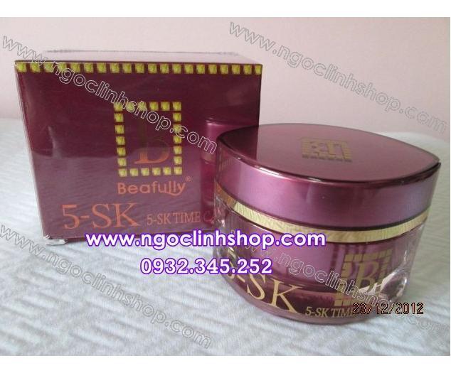 Viên nang 5-SK Time Capsule dưỡng da chống lão hóa 1