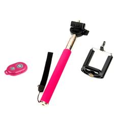 Bộ gậy chụp ảnh tự Monopod và Remote Bluetooth Hola Z07-01