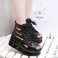 Giày Mẫu Chiến Binh mới nhất