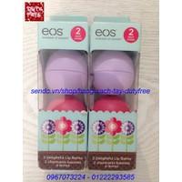 Combo 2 son dưỡng môi trứng EOS - Pháp