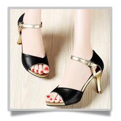HÀNG CAO CẤP CHẤT NGOẠI NHẬP - Giày cao gót thời trang quý phái