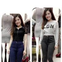 Sale giá gốc quần jeans nữ lưng cao cao cấp -nhiều màu