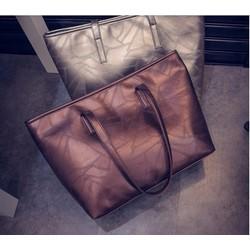 Túi xách đeo vai nữ da mềm đi làm và đi chơi