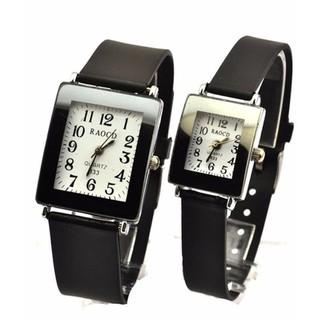 Đồng hồ cặp dây nhựa RAOCD - DH004 thumbnail