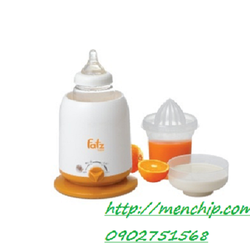 Máy hâm nóng sữa và thức ăn 4 chức năng - FATZBABY