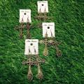 Bông tai chữ thập
