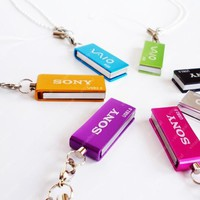 USB Sony 2G Xoay Mini Độc Đáo