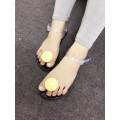 Giày sandals nhựa xỏ ngón hình cam