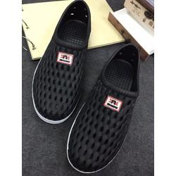 Giày lười nhựa đi mưa dành cho nam BTN05