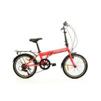Xe đạp gấp Fornix PRA - Đỏ