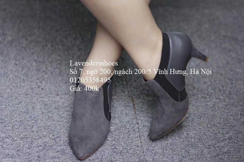 Giày anke bốt 2