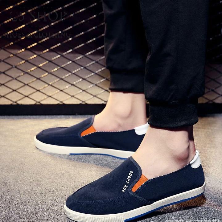 SC 283 - Giày lười Hàn Quốc cá tính cực HOT 8